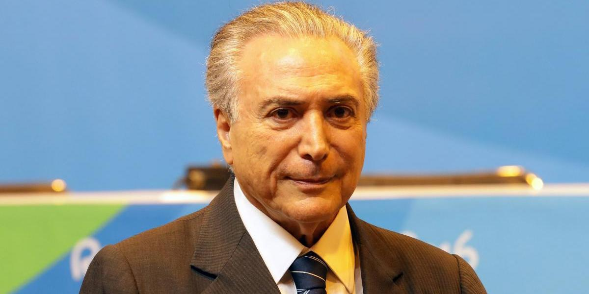 Escándalo de corrupción complica la presidencia de Michel Temer en Brasil