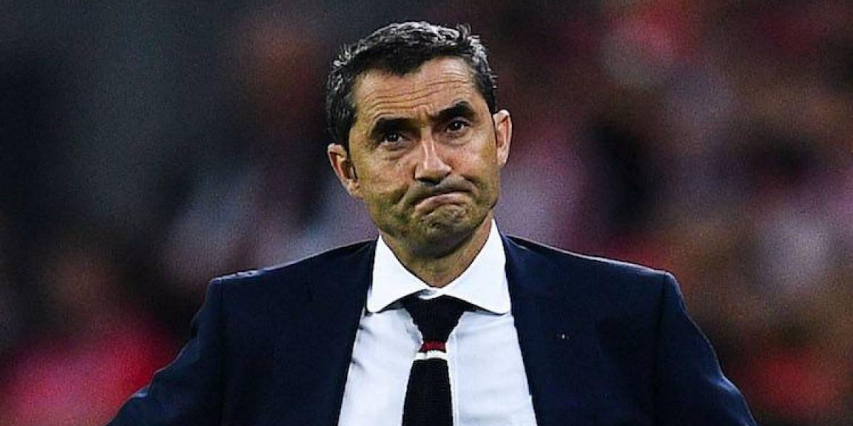 Barcelona se habría decidido por Ernesto Valverde