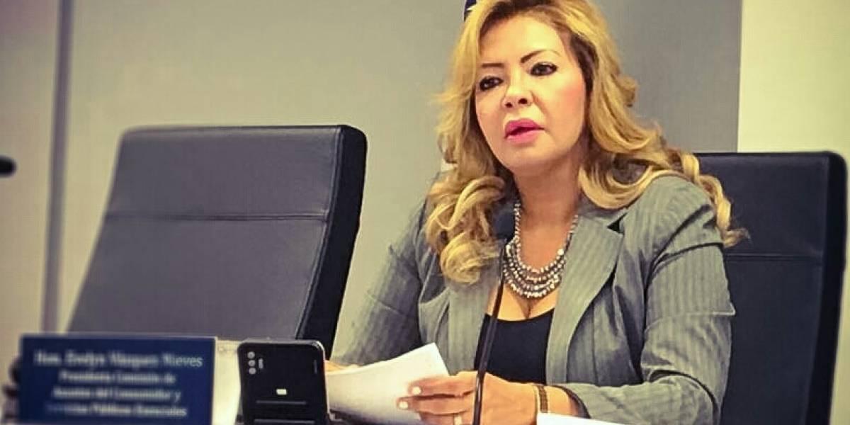 Evelyn Vázquez quiere cárcel para quienes abandonen mascotas