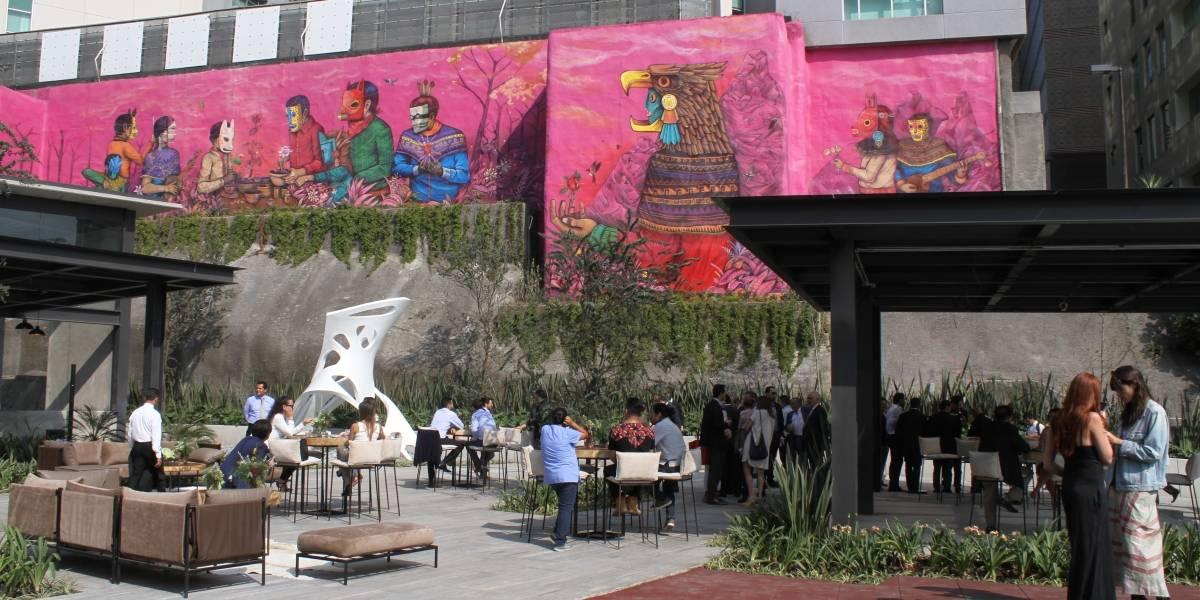 Alista Gobierno de la CDMX entrega de parque en predio La Mexicana