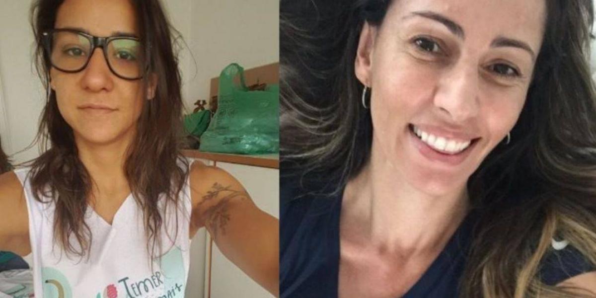 Joanna Maranhão e Ana Paula do vôlei batem boca na internet