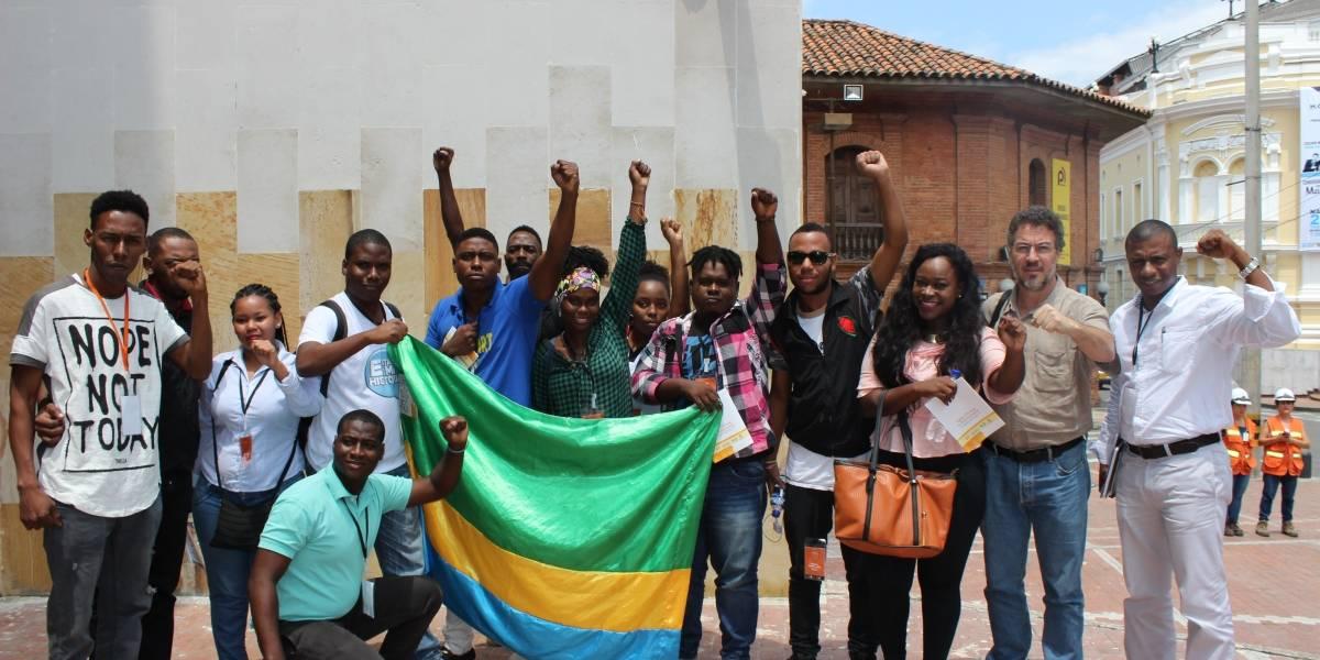 Líderes afro presentan proyectos para empoderar a sus comunidades
