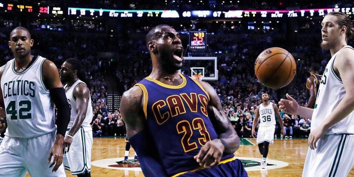 ¿Cómo frenar a LeBron?  La respuesta que buscan los Celtics