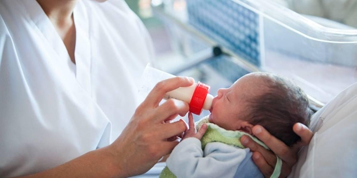 Hoy, a donar leche materna