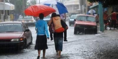 Lluvias siguen; hay alerta verde y amarilla en 21 provincias