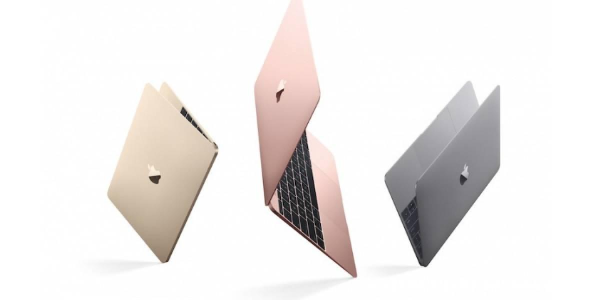 Apple presentará tres nuevas MacBooks en junio