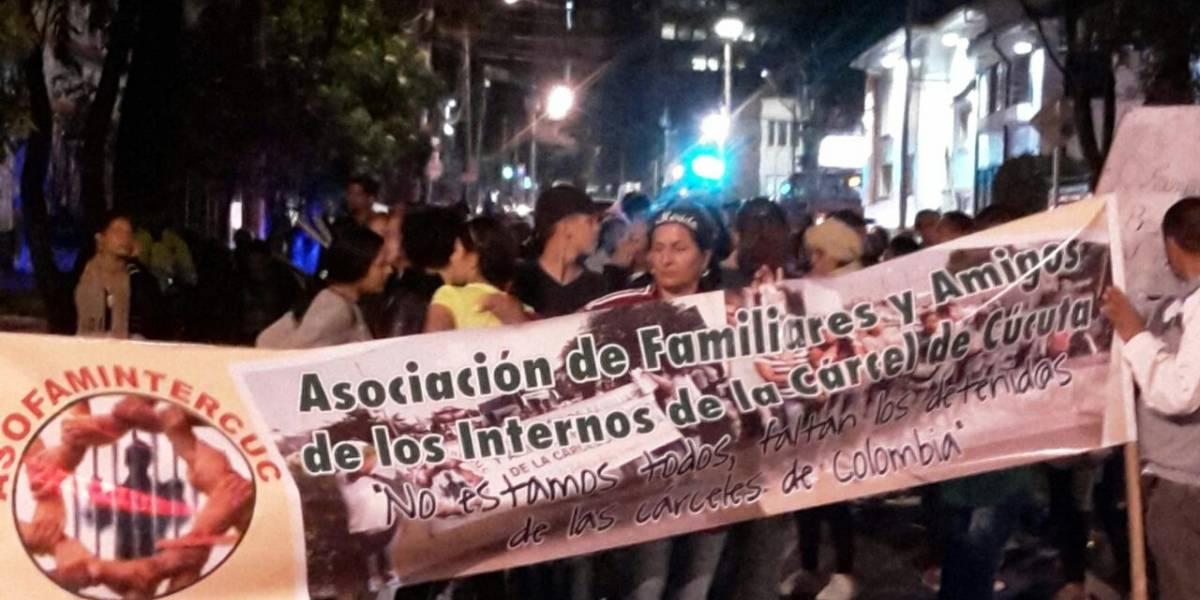 ¡Atención! Manifestación por la Calle 32