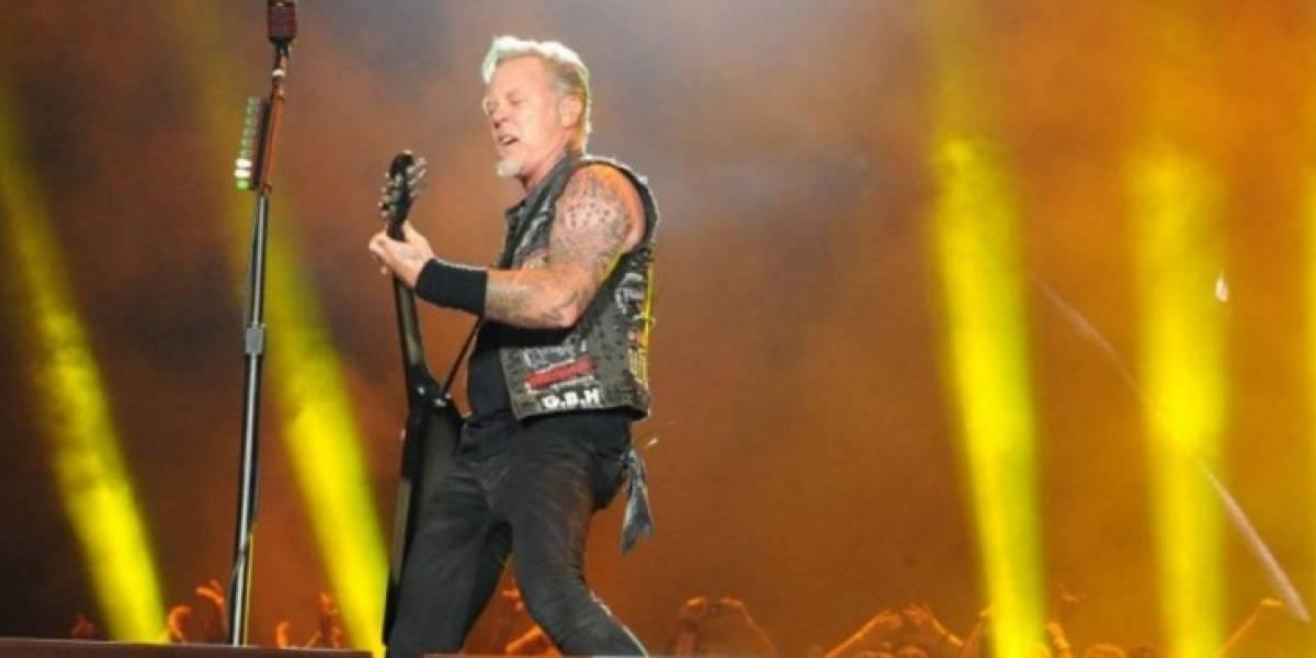 Metallica habilita preventa de boletos desde el 8 de septiembre