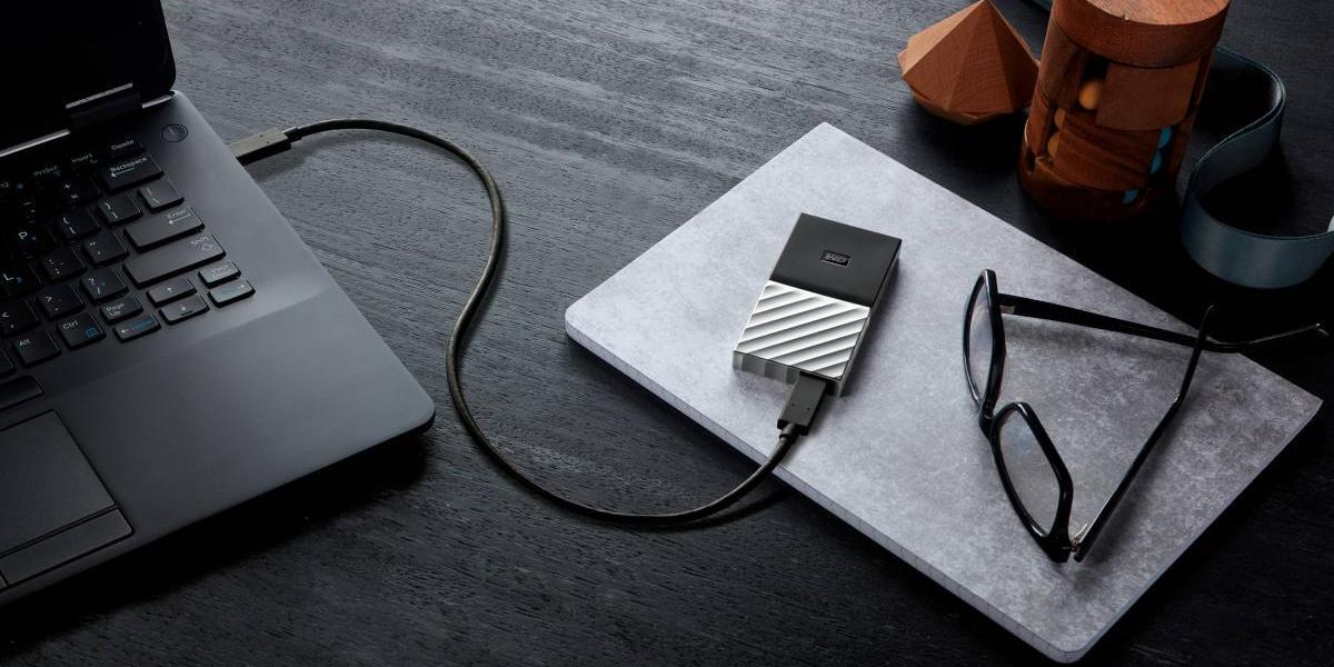 Tecnología SSD ahora está disponible en discos externos