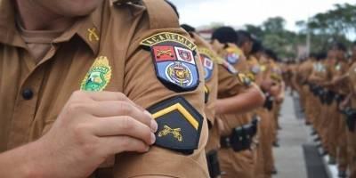 PMs cantam 'espanca até matar' durante treinamento no Paraná
