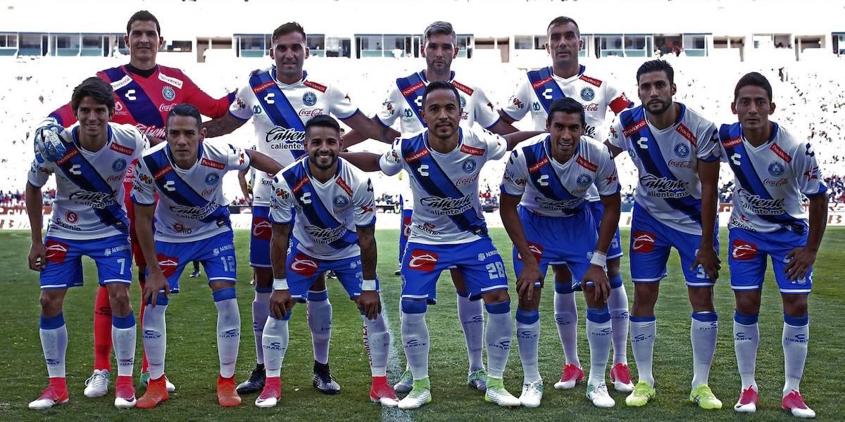 Puebla también le dirá adiós a la Primera División