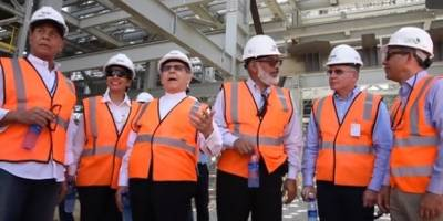 Punta Catalina: Cámara de Cuentas auditará obras realizadas por Odebrecht