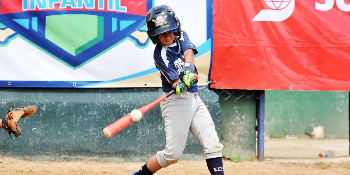Ligas La Javilla y Quique Cruz clasifican en Rally de Béisbol Infantil