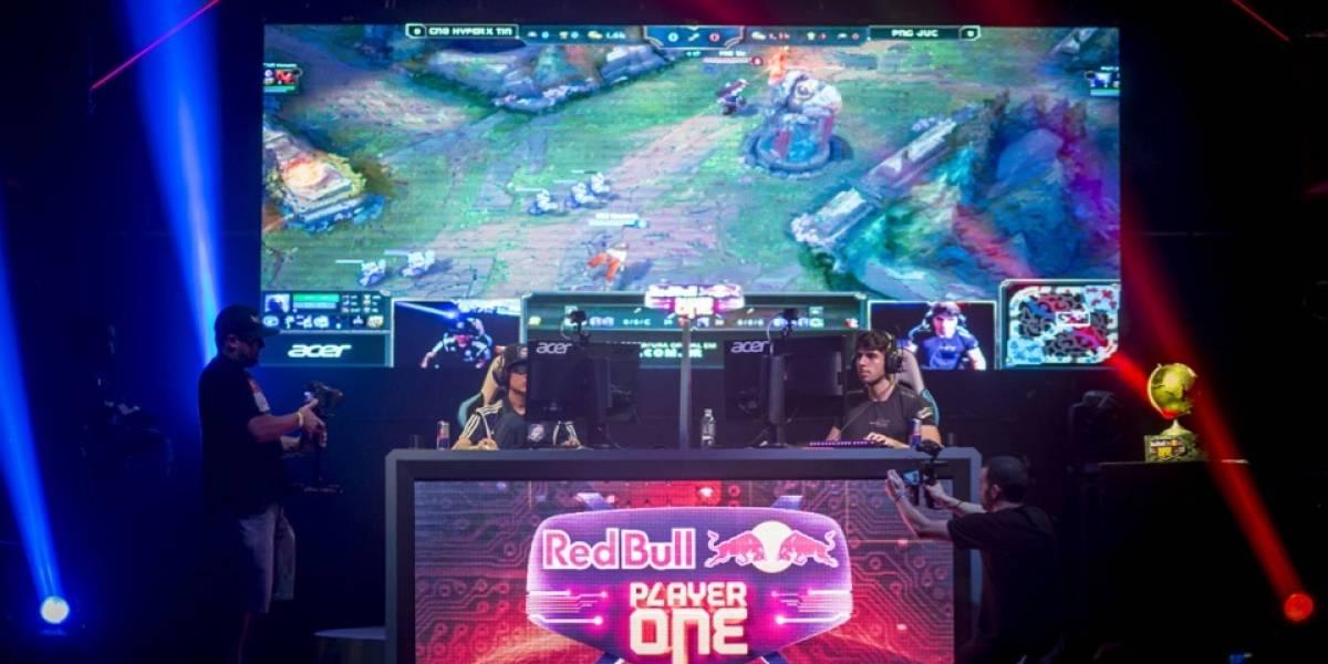 El Red Bull Player One se vivirá este fin de semana en la Comic Con Colombia