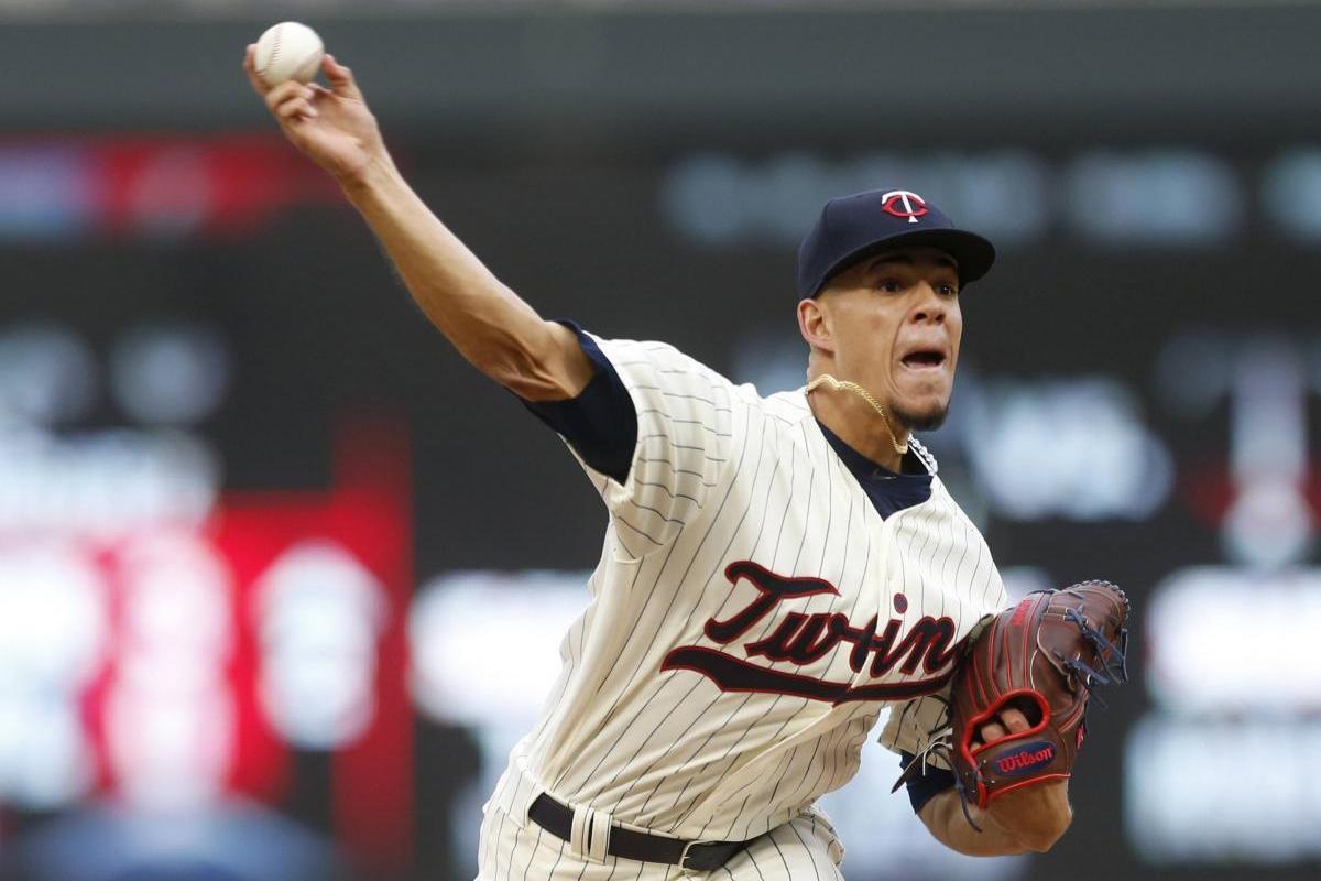Resultado de imagen para José Berríos, Abridor, Minnesota Twins