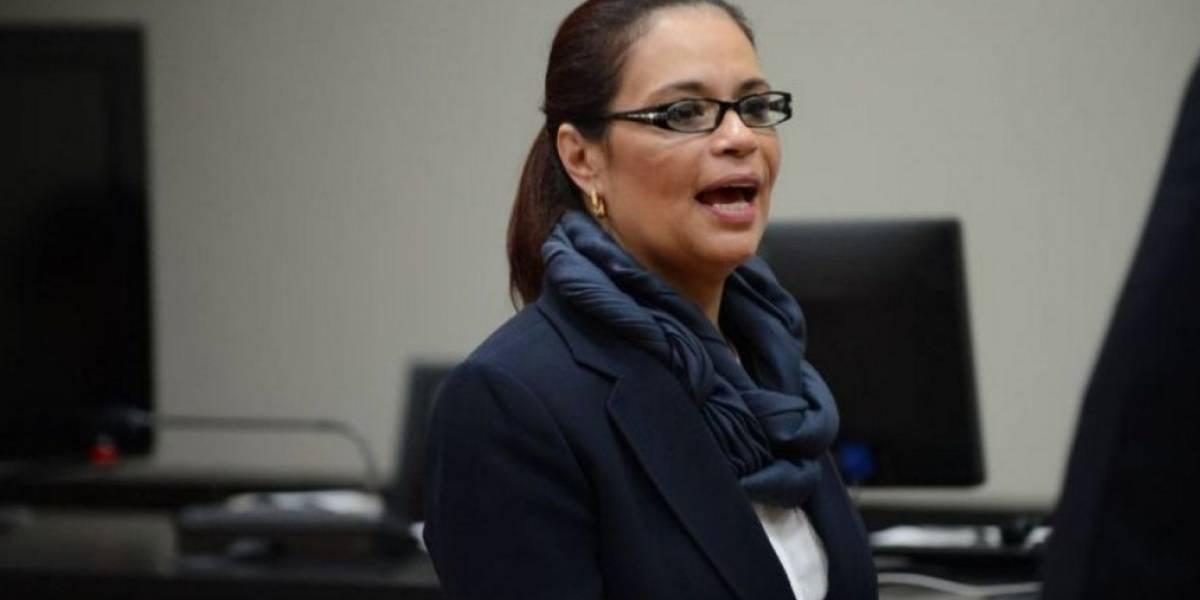Otra propiedad de Roxana Baldetti, valorada en Q1 millón, le fue entregada a la Senabed