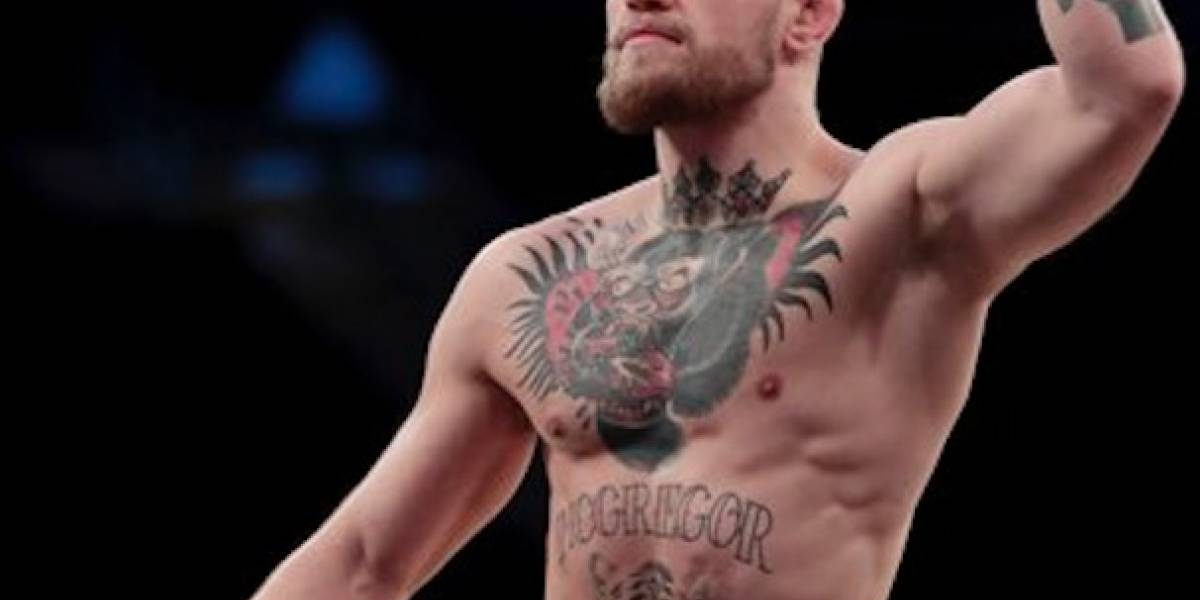 Confirman pelea entre McGregor y Mayweather Jr.