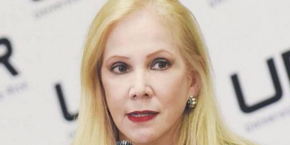 Presidenta UPR pidió la Policía para abrir portones