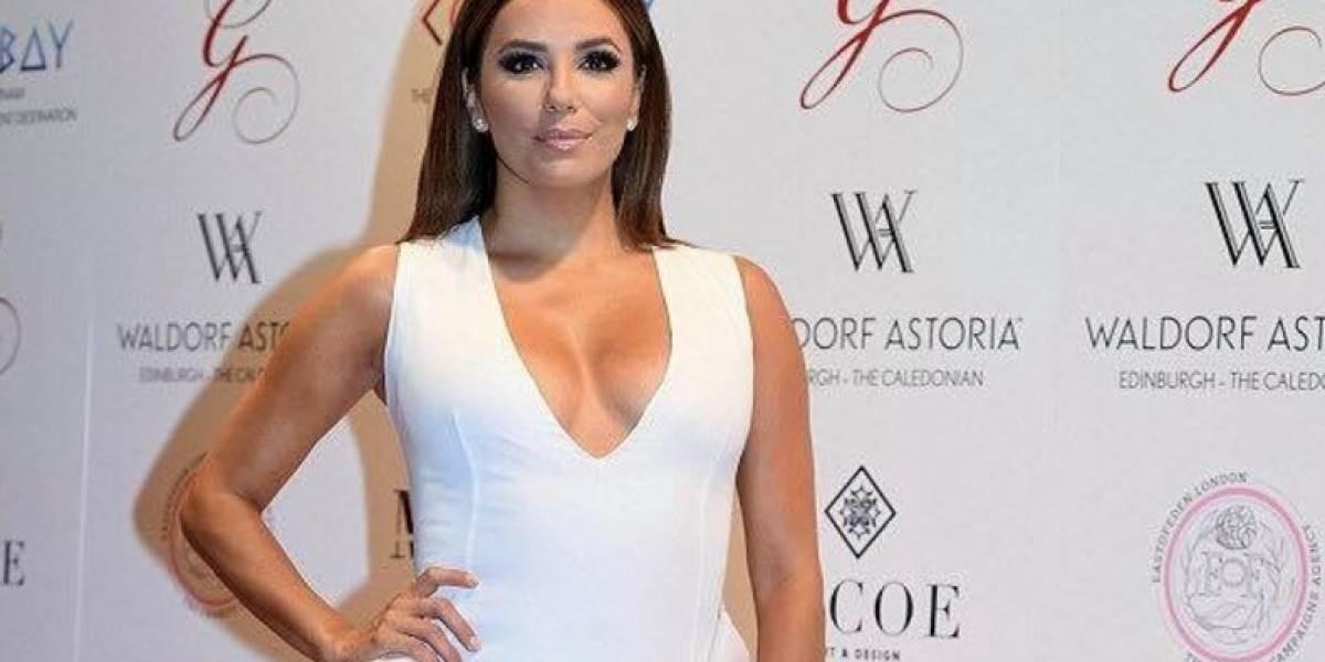 Crecen rumores de posible embarazo de Eva Longoria