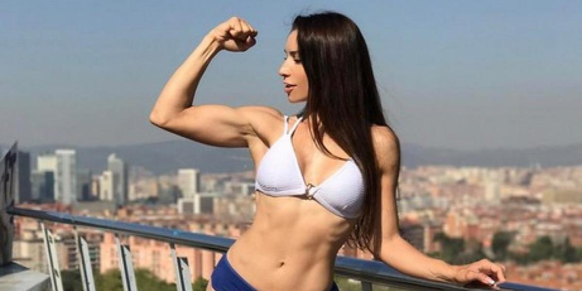 Neiva Mara, la sexy 'profesora' de fitness