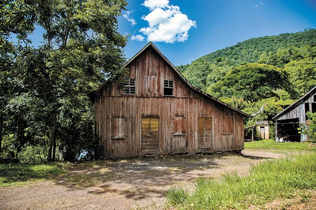 Ambiente bucólico guarda história das colônias italianas que o povoaram | Bruna Prado e Anassilvia Bortoluzzi