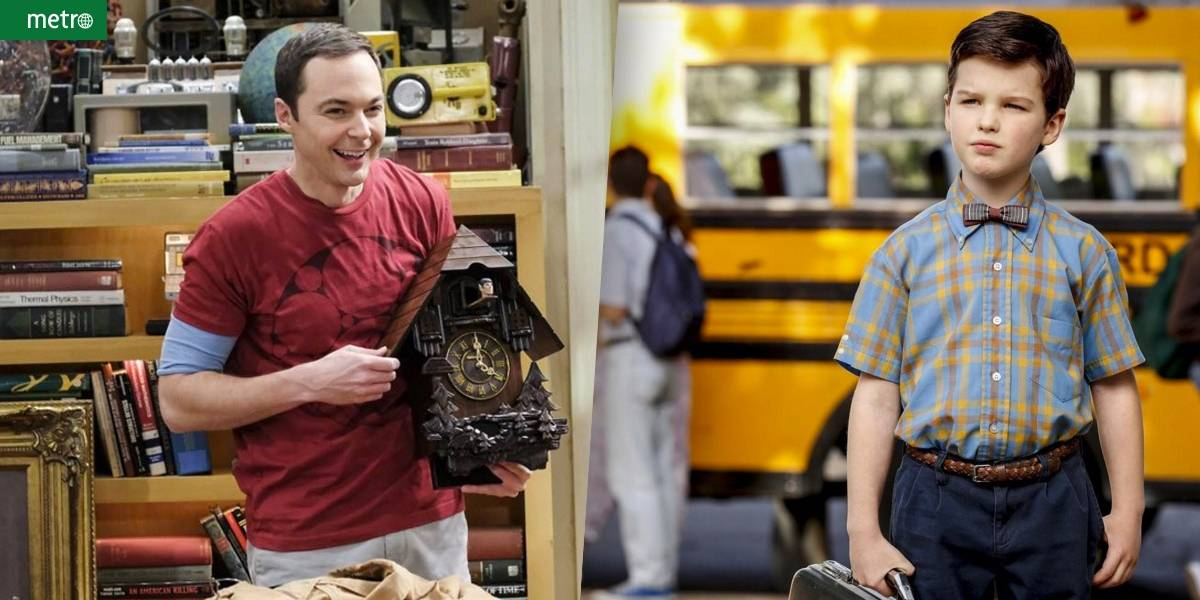 Série vai mostrar a infância de Sheldon; confira imagens