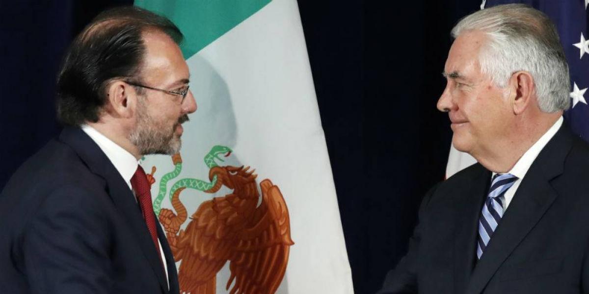 Tillerson reconoce responsabilidad de EU en narcoviolencia en México