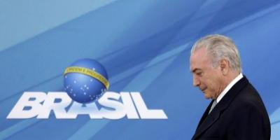 Presidente de Brasil niega que vaya a renunciar y afirma que probará su inocencia