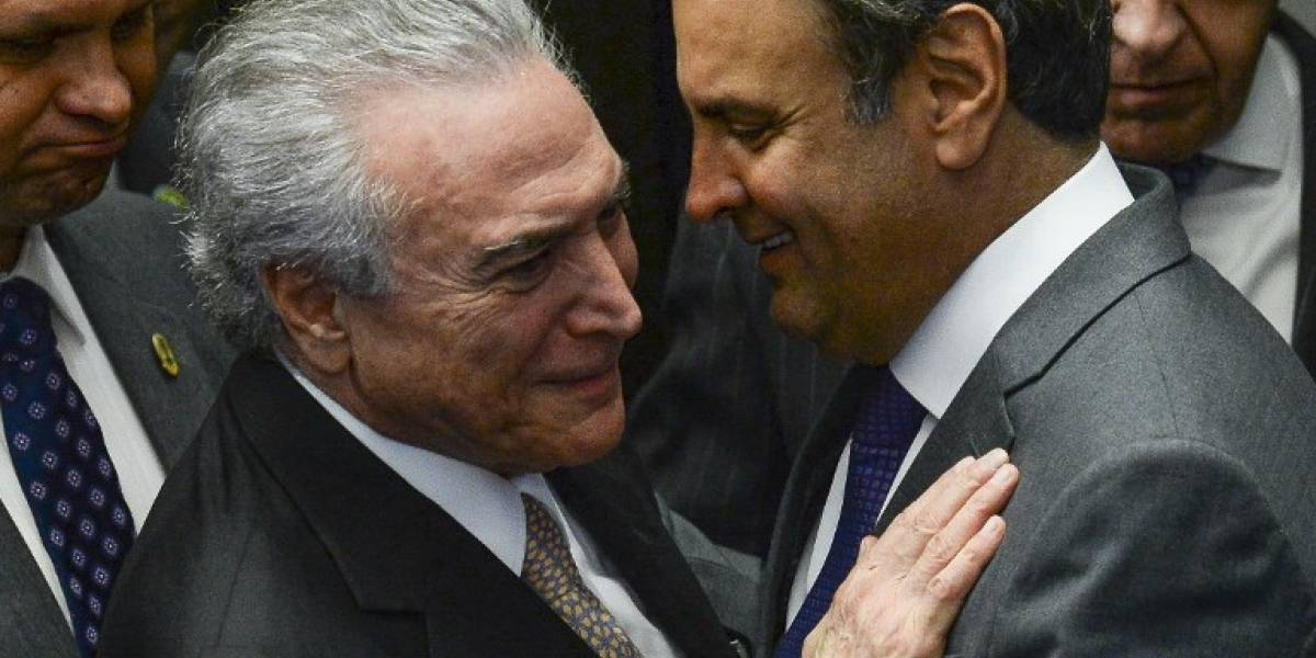 Este fue el diálogo en el que Temer permite el pago de coimas por parte de poderoso empresario de Brasil