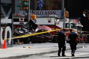Incidente en Times Square