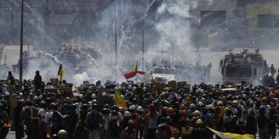 Día 48 de protestas en Venezuela: Oposición pide fin a la represión