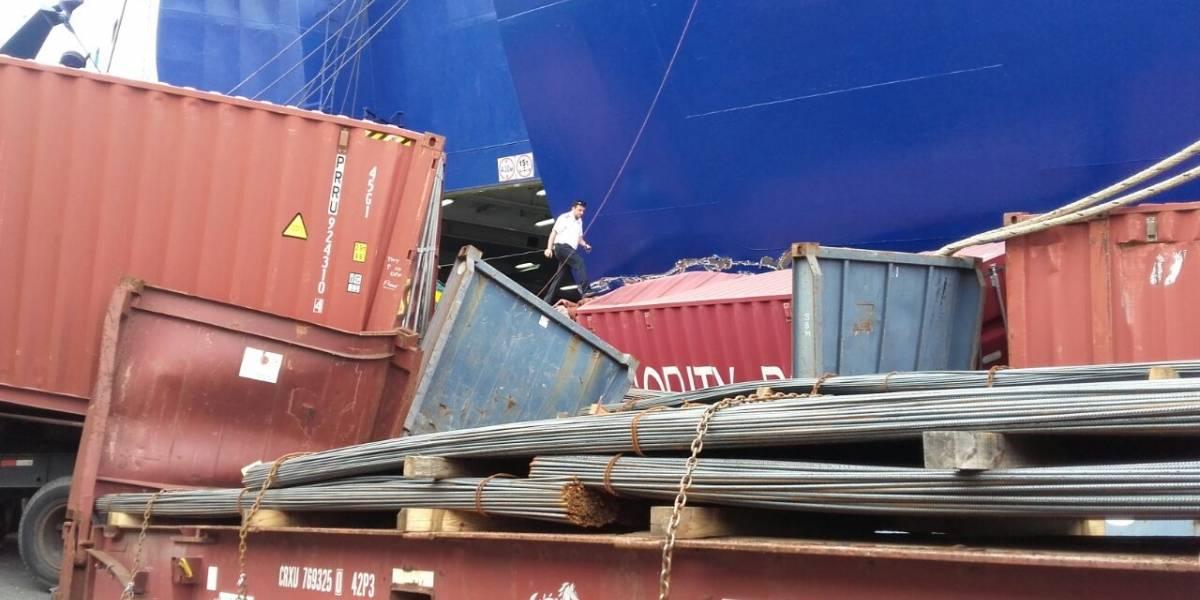 Atribuyen a problemas mecánicos choque del ferry en Dominicana