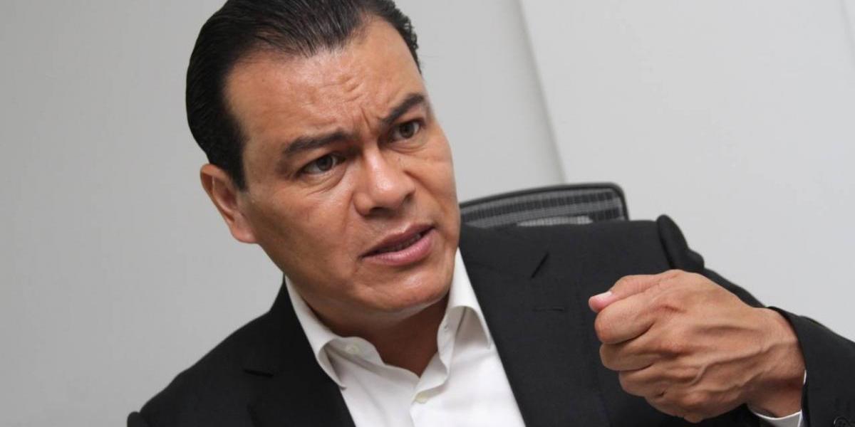 La nominación a la candidatura ha sido lo más difícil: Juan Zepeda