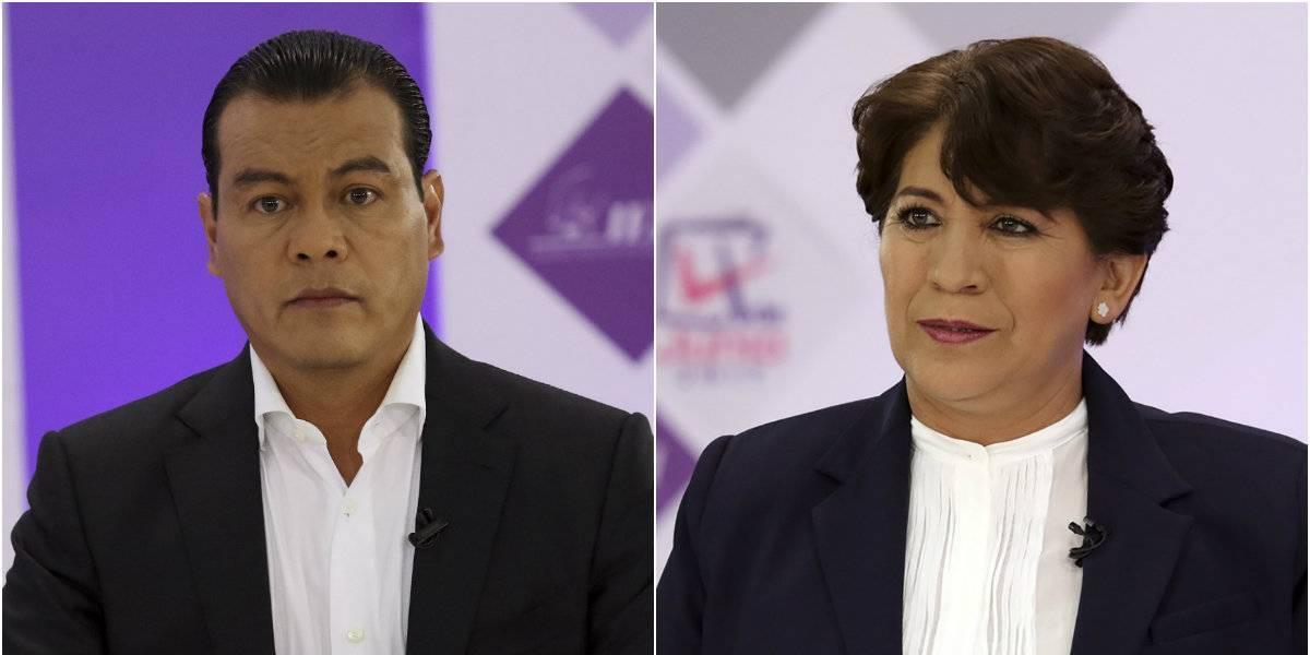 Juan Zepeda y Delfina Gómez empatan en segundo lugar de preferencias en Edomex: encuesta