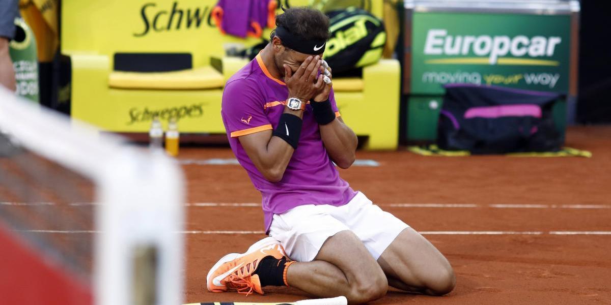 Rafael Nadal se despide de Roma tras sorpresiva derrota ante Dominic Thiem