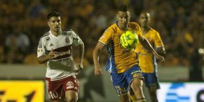 Tigres toma ventaja en la semifinal del Clausura mexicano tras derrotar a Tijuana sin Eduardo Vargas