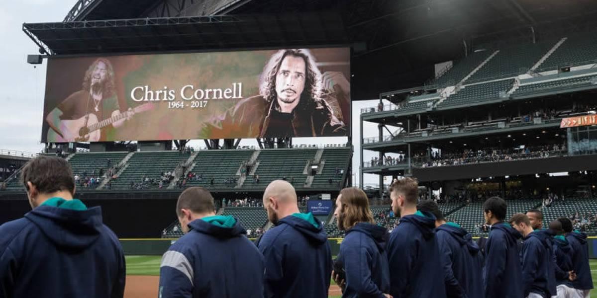 Mariners rindieron homenaje a Chris Cornell tras suicidio