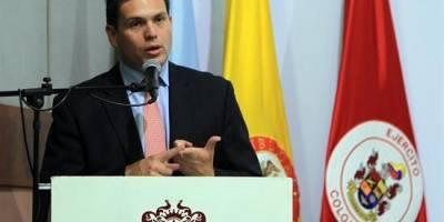 Juan Carlos Pinzón renuncia a su cargo de Embajador en Estados Unidos