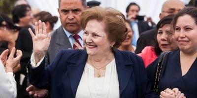 CHILE: Capredena paga una pensión mensual de $ 3,1 millones a Lucía Hiriart
