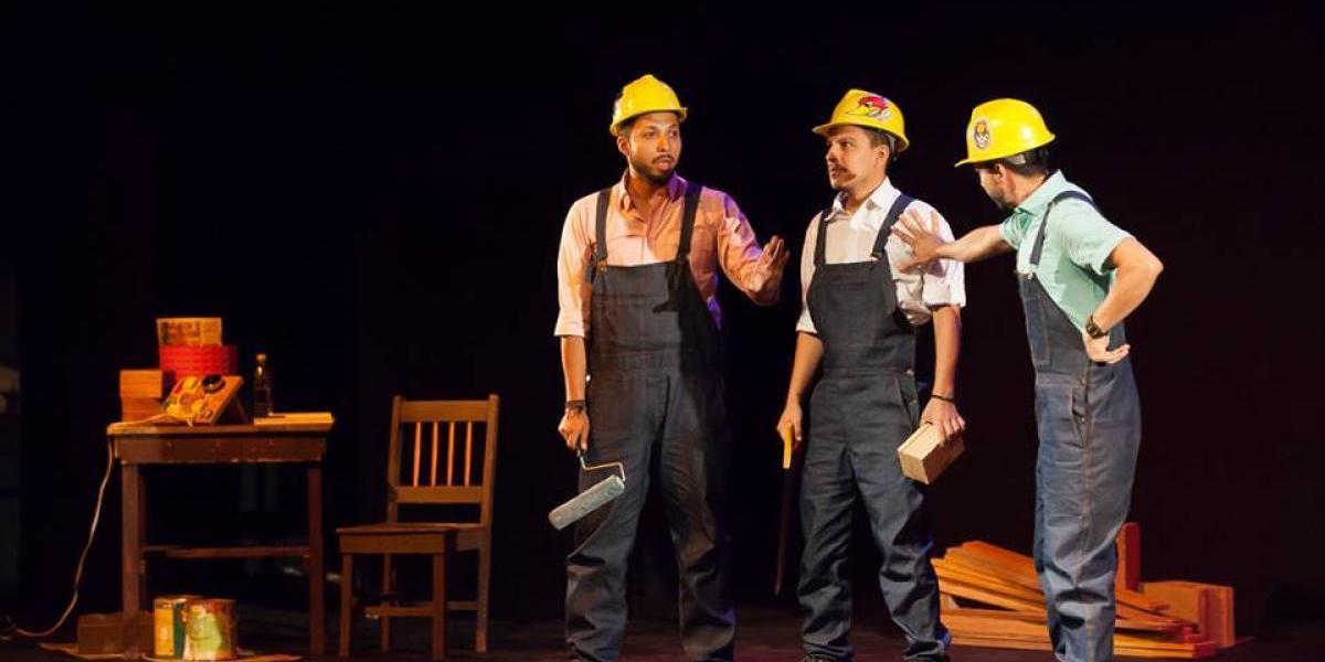 Guatemaltecos destacan en Festival Centroamericano de Comedia con show de improvisación