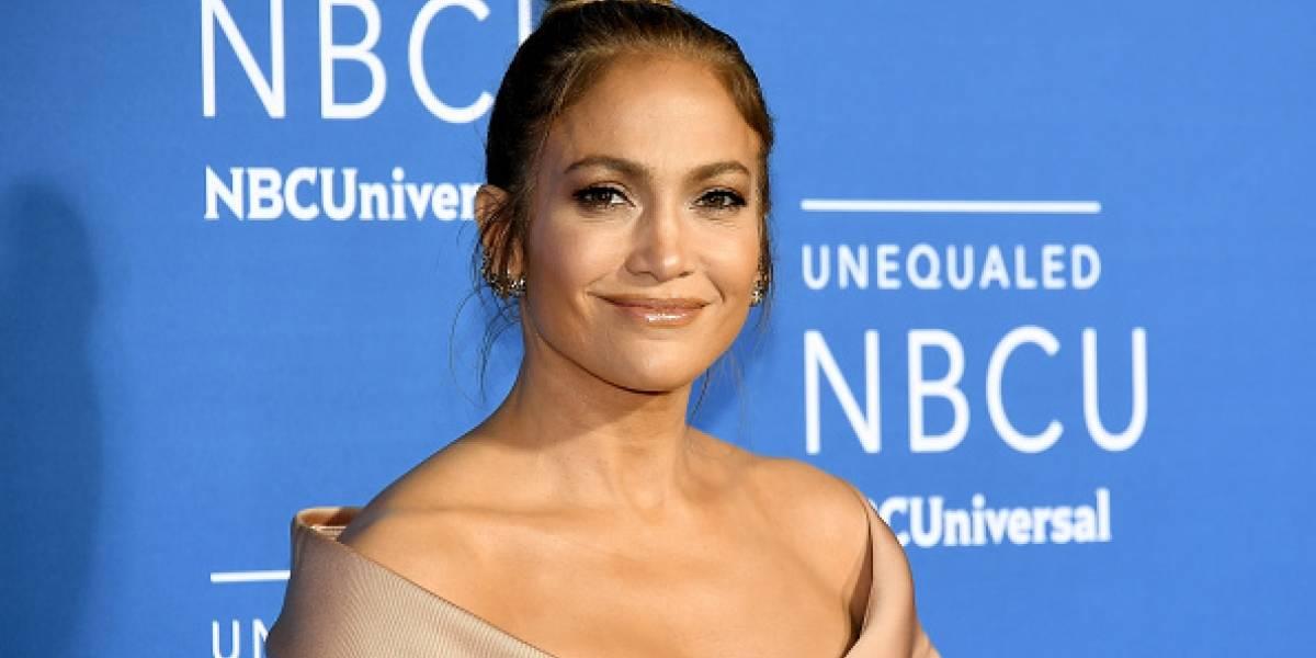 Jennifer Lopez comparte sesión de fotos con su hija