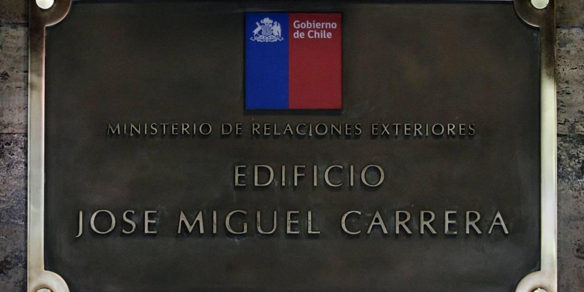 Cancillería confirmó remoción de cónsules de Chile en Ciudad de Panamá y Mendoza