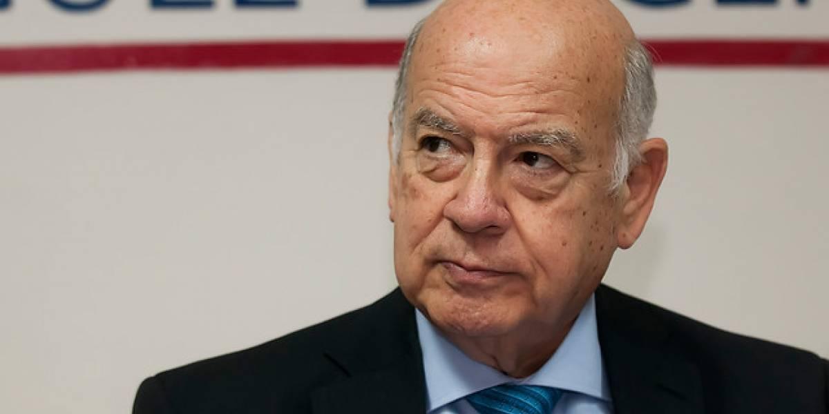 """Insulza e inversiones PS: """"Cómo presidentes del partido van a decir 'yo no sabía'"""""""