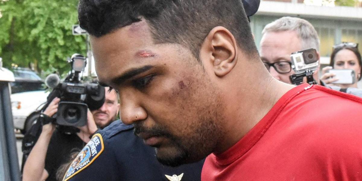 Acusado de atropelamentos na Times Square é veterano da Marinha