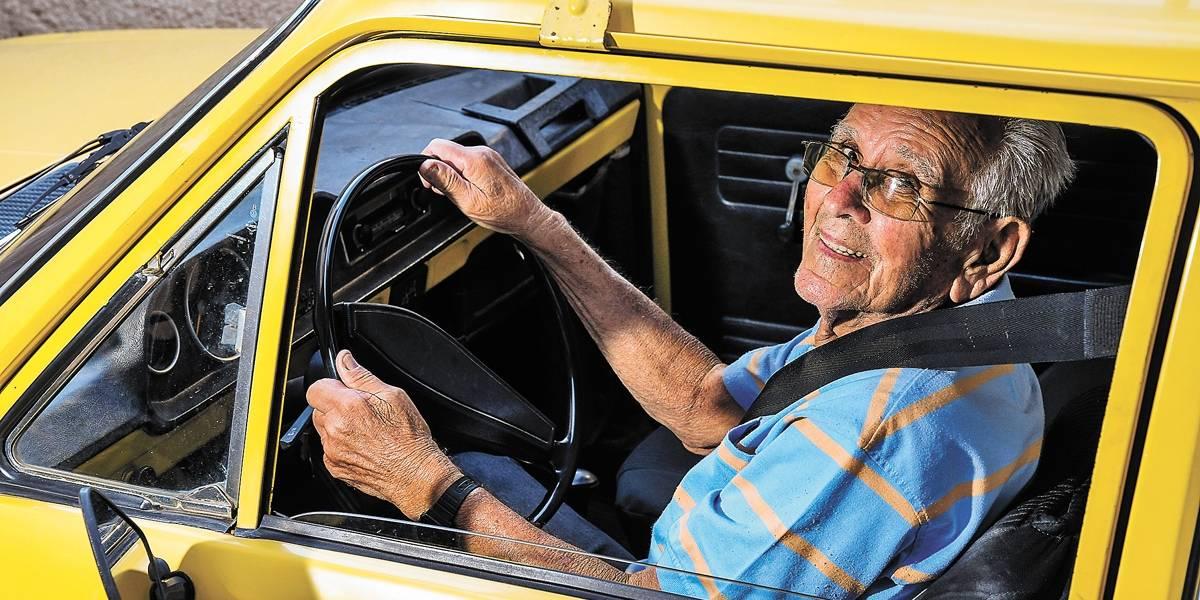 Motoristas ensinam que a principal atitude no trânsito é ter respeito pelo próximo