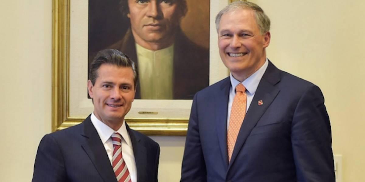México estrecha lazos comerciales con el estado de Washington