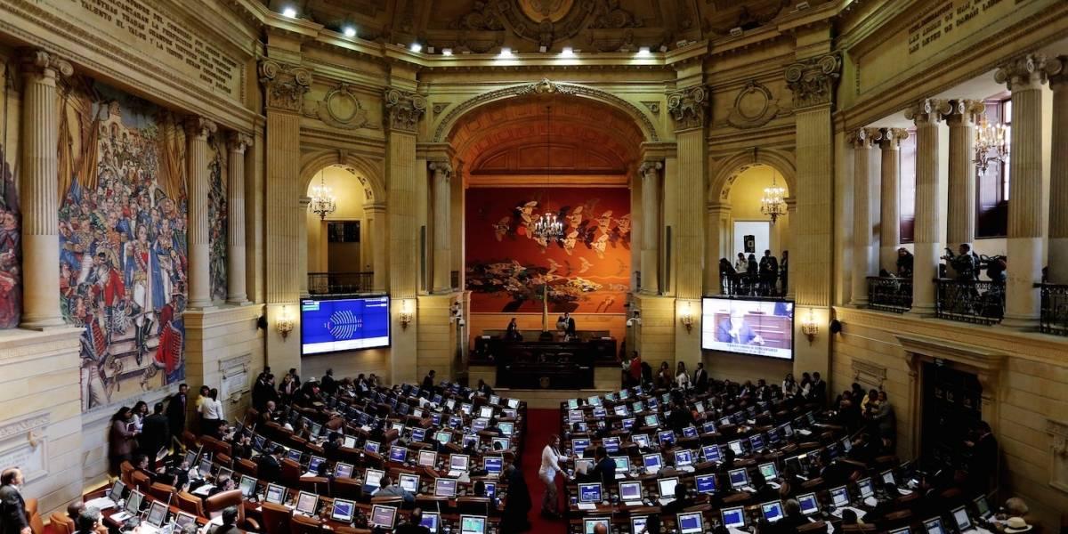 Aprueban en primer debate el acto legislativo que crea 16 circunscripciones especiales