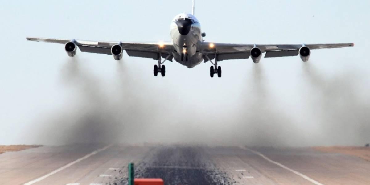 """Problemas para el """"husmeador"""": cazas chinos interceptan a avión nuclear norteamericano"""