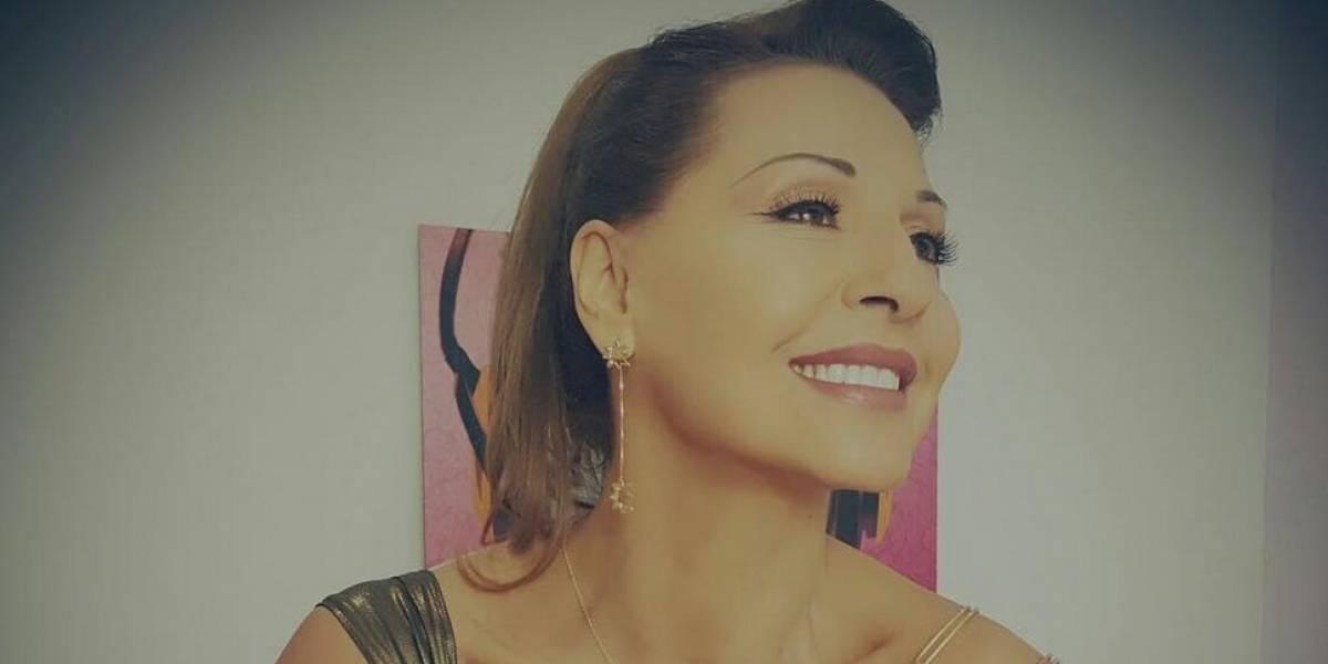 Amparo Grisales denuncia a página que habla de su vida sexual y sentimental