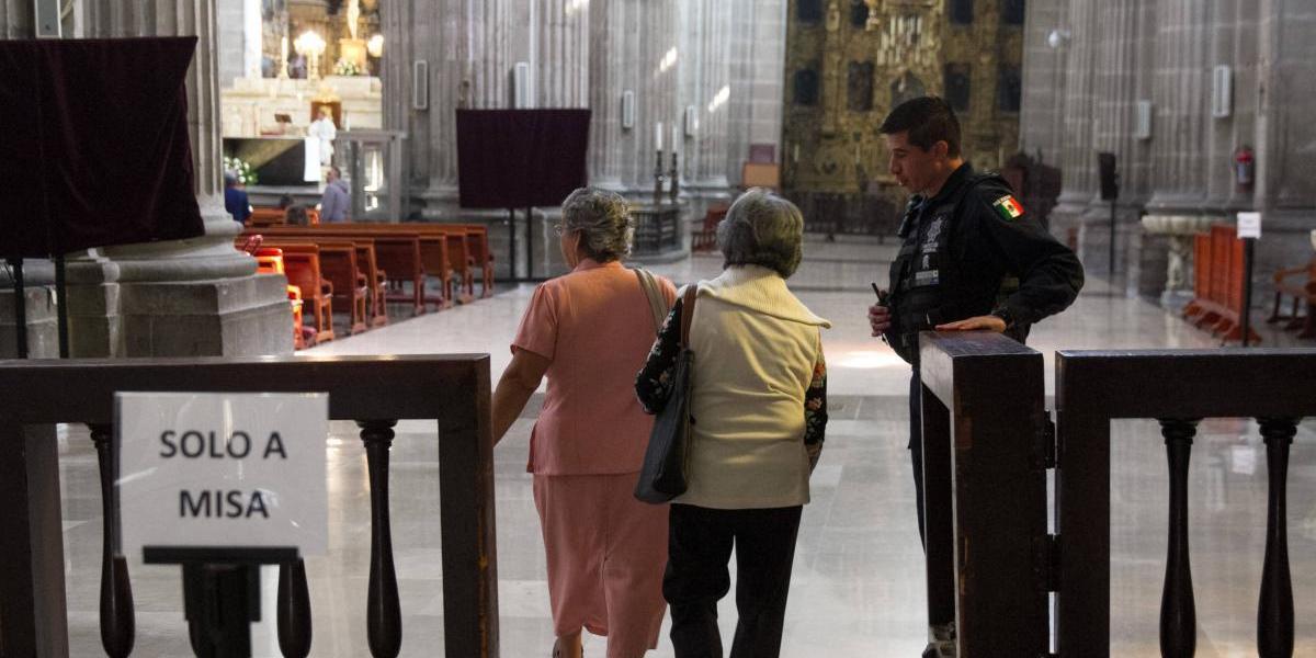 Sacerdote atacado en la Catedral está a punto de morir: Hugo Valdemar